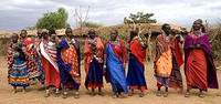 Kiloh Maasai Village-photos